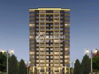 银座,稀缺大平层,黄金16楼,300平5室三厅,带两个地下车位260万!