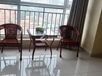 中百佳乐家公寓好楼层50平带独立卫生间带床衣橱,空、热水器,可做饭 1200元