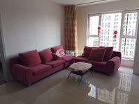 青建一品 3室2厅2卫家具家电齐全,地暖主卧变频空调沙发液晶电视,冰箱洗衣机齐全