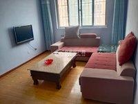 城西锦园 2室2厅1卫冰箱,洗衣机,空调,热水器家具家电全,拎包入住带储集体供暖