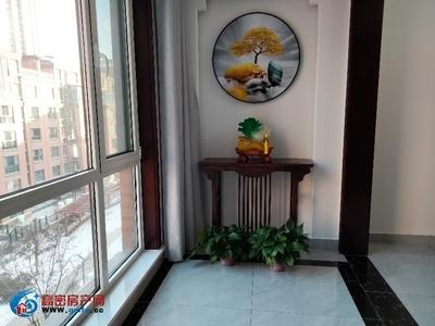 天福世纪城 精装3室 电梯洋房 带车位和储藏室 带全部家具家电 开发区黄金地段!