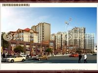 康桥馨城5楼130平简装三室带家具家电1000/月