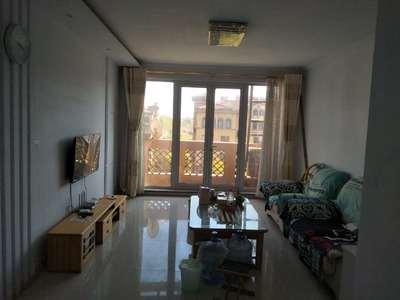 高密新一中北门对面珠江帝景多层带阁楼公寓
