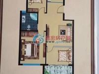 城建百合园,5楼89平送阁楼,两室一卫5200元一平可贷款!!