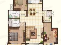 幸福小镇 带电梯 4楼 142平 三室 双耳户型 送储藏室 132万 可贷款