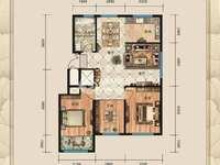 凤城丽景好楼层毛坯房110.69平3室2厅1卫带储藏室87.6万