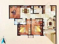 出售菲达广场 音乐花园3室2厅1卫117平米80万住宅
