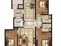 出售菲达香港花园二期3室2厅2卫147平米78万住宅经典双耳户型