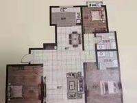 滨北书苑 带电梯 7楼 140平 三室 精装修 双耳户型 送车位储藏室