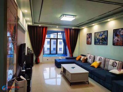 出租水岸东方3室2厅1卫105平米1000元/月住宅