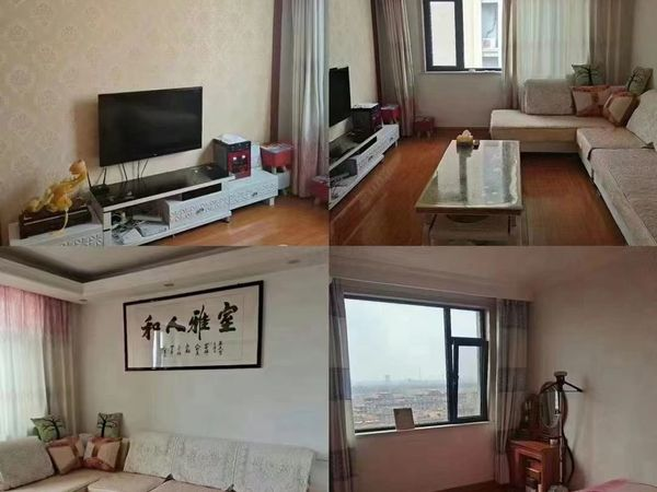 出售凤城尚品3室2厅1卫108平米79万住宅