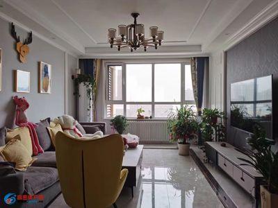 出售青建一品御府3室2厅1卫125平米103万住宅