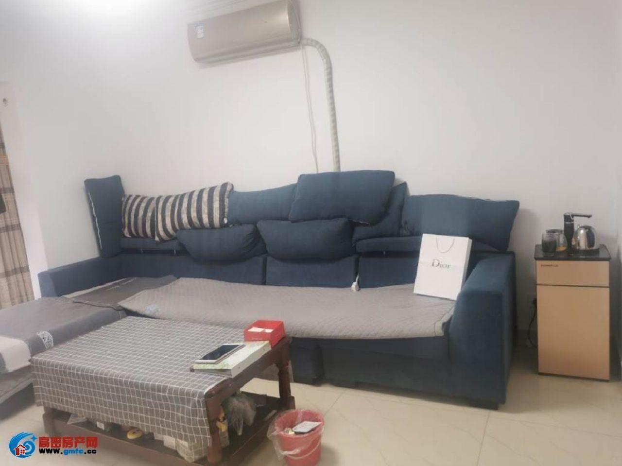 出租水岸东方2室2厅1卫90平米850元/月住宅