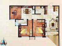 出售菲达广场 音乐花园3室2厅1卫115平米75万住宅