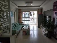 城东 盛世华府 开发区学区房 中层7楼 94平精装带楼下车库 拎包入住