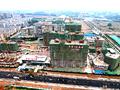 青建·颐乐·尚东郡工程进度