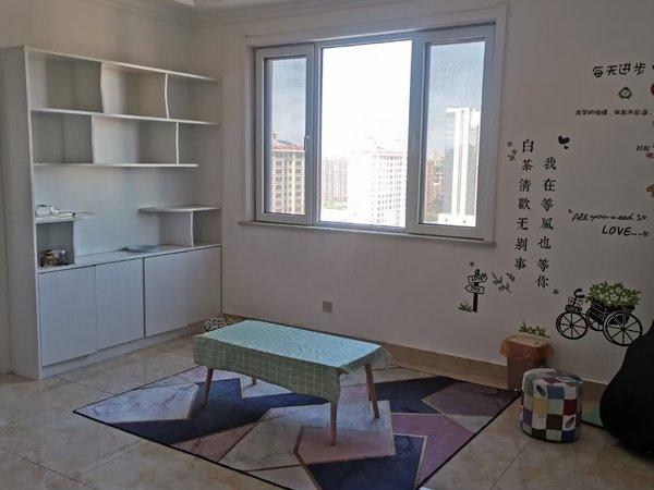 开发区天福世纪城 电梯东山 两室 南北通透 精装 可贷!