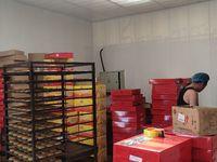 出售750平米烘焙食品厂,整体转让,带技术 月饼,桃酥等畅销产品 ,带销售渠道