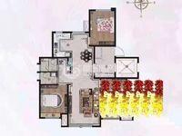 出售交运 中天雅居2室2厅2卫103平米55万住宅采光好