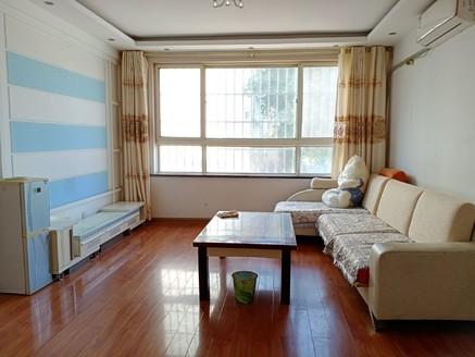 盛天名苑 山户型简单装修两室,双南卧 带车库