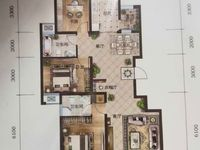 急售金水岸8楼136平方三室85万带储藏室住宅