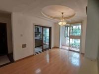水岸东方1楼带院子,110平2室精装修带储藏室,75万可贷款