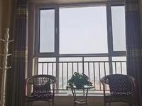中百速八公寓月租1100元,家具齐全可拎包入住,有供暖和车位